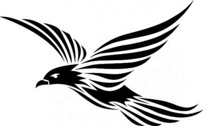 volando-diseno-tribal-del-pajaro_91-5837